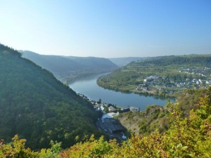Genießen sie die Aussicht! Quelle: Wellnesshotel an der Mosel / Eifel - beauty24 GmbH