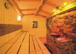 Kommen in der Sauna körperlich und seelisch wieder zur Ruhe! Quelle: Verwöhnhotel am Titisee/Schwarzwald - beauty24 GmbH