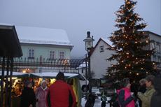 Top 10 der schönsten Weihnachtsmärkte Deutschlands: Weihnachtsmarkt-Zauber zwischen den Jahren im Thüringer Wald. Quelle: Kur- und Tourismusamt Friedrichroda