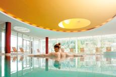 Unser Tipp für Entspannung pur im neuen Jahr: Zeit für's ich im Schwarzwald. Quelle: Wellness in Bad Herrenalb, Schwarzald - beauty24 GmbH