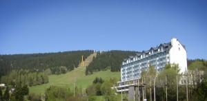 Willkommen in Oberwiesenthal! Quelle: Wohlf�hlhotel in Oberwiesenthal / Erzgebirge - beauty24 GmbH