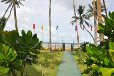 Traditionelle Ayurveda-Kur mit grandioser Lage in Sri Lanka. Quelle: Life Ayurveda Resort - beauty24 GmbH
