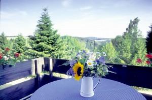Genießen Sie den Ausblick! Quelle: Wellnesshotel in der Vulkaneifel - beauty24 GmbH