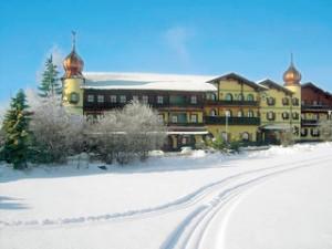 Zu jeder Jahreszeit zu genießen, der Böhmerwald. Quelle: Wellness im Naturpark Oberer Bayerischer Wald - beauty24 GmbH