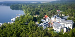 Eine Wellness-Oase direkt am glitzernden Scharmützelsee Quelle: Wellness-Resort in Bad Saarow - beauty24 GmbH