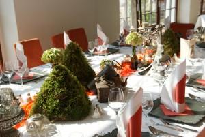 Genießen Sie das Feiertagsmenü! Quelle: Wohlfühlhotel in Bad Muskau - beauty24 GmbH
