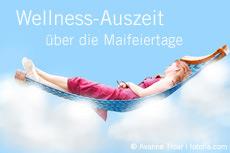 Jetzt noch Feiertagsurlaub mit Wellness buchen! Bildhinweis: © Avanne Troar | fotolia.com