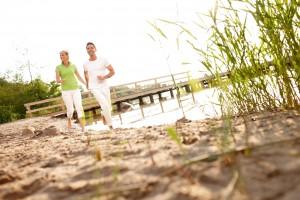 Raus in die Natur! Quelle: Wellness am Fleesensee - beauty24 GmbH