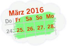 Letzte Chance! Osterfeiertage für ein verlängertes Wochenende im Wellnesshotel nutzen. Quelle: beauty24 GmbH