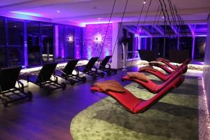 Lassen Sie Ihren Tag hier ausklingen. Quelle: Schlosshotel in Waldhessen - beauty24 GmbH