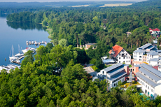Der Rückzugsort für Erwachsene vor den Toren Berlins. Quelle: Wellness-Resort in Bad Saarow - beauty24 GmbH