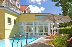 Die perfekte Wohlfühloase mit Meerzeit im Spa. Quelle: Wellness in Zingst - beauty24 GmbH