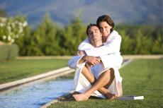 Ungestört entspannen. Kurzurlaub im Wellnesshotel mit ''Adults only'' Konzept. © flairimages - Fotolia
