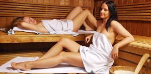 In der Sauna wohlig entspannen. Quelle: Hotel in Eisenach - beauty24 GmbH