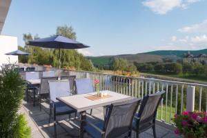 Genießen Sie die Panorama-Aussicht! Quelle: Wohlfühlhotel in Oberwiesenthal / Erzgebirge - beauty24 GbmH