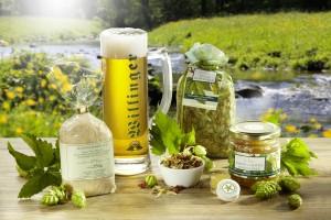 Wellness verbunden mit Bier - perfekt für den 23.04! Quelle: Wellness in Willingen - beauty24 GmbH