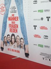 Filmpremiere von ''WIE M�NNER �BER FRAUEN REDEN'' in Berlin. Quelle: beauty24 GmbH, Roland Fricke