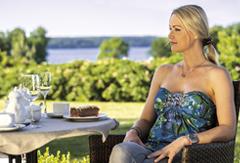 Ruhe und Natur gepaart mit Wellness und Genuss, so sieht der Kurzurlaub am Tollensesee aus. Quelle: Wellnesshotel am Tollensesee - beauty24 GmbH.