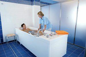 Wellness beim Baden Quelle: Kur- und Wellnesshotel in Marienbad - beauty24 GmbH