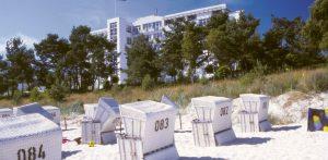 Traumhafte Aussicht für einen Wellness Kurzurlaub an der Ostsee! Quelle: Thalasso-Hotel in Binz / Rügen - beauty24 GmbH