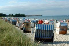 Der schöne Ostseestrand ist nur etwa 100 Meter von der Ferienwohnung aus zu erreichen! Quelle: Ferienwohnung in Boltenhagen - beauty24 GmbH