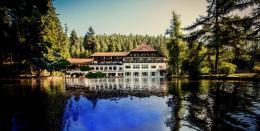 Der Langenwaldsee - Quelle: Waldhotel bei Freudenstadt / Schwarzwald - beauty24 GmbH