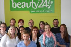 Das beauty24-Team - Bildhinweis: © beauty24 GmbH