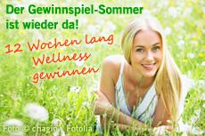 Jetzt Wellness gewinnen mit beauty24! Bildhinweis: © chagin - Fotolia