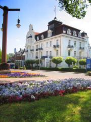 Das Haus in Jugendstilarchitektur... Quelle: Wellness-Hotel in Bad Wildungen - beauty24 GmbH