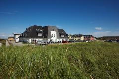Das Wellnesshotel in Rantum. Bildhinweis: © Wellness in Rantum / Sylt, beauty24 GmbH