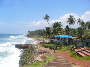 Hier verbringen sie Ihre Ayurveda-Wellnessurlaub. Quelle: Kadaltheeram Ayurvedic Beach Resort / Indien - beauty24 GmbH
