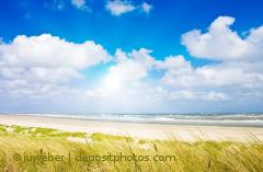 Der Sandstrand auf Sylt. Bildhinweis: © juweber | depositphotos.com