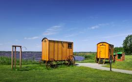 Die Strandwagensauna am Zwischenahner Meer - Bildhinweis: © Wellnesshotel in Bad Zwischenahn / beauty24 GmbH