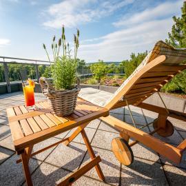 Ausspannen statt Feiern - Bildhinweis: © Hotel & Beautyfarm in Bad Neuenahr; beauty24 GmbH