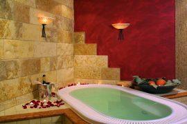 Im Pharaonenbad zu Zweit entspannen: Bildhinweis: © Mühl Vital Resort;beauty24 GmbH