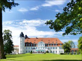 Das märchenhafte Schloss am Fleesensee - Bildhinweis: © Schlosshotel in Göhren-Lebbin, Fleesensee; beauty24 GmbH