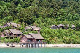 Grün und blau soweit das Auge reicht: Bildhinweis: © Vedana Lagoon Resort & Spa Vietnam;beauty24 GmbH