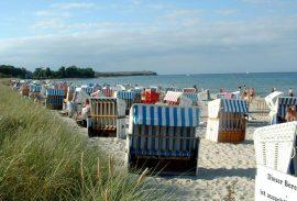 Wieso nicht mal am Strand Osterneier suchen Bildhinweis: © Ferienwohnung Boltenhagen / Ostsee; beauty24 GmbH