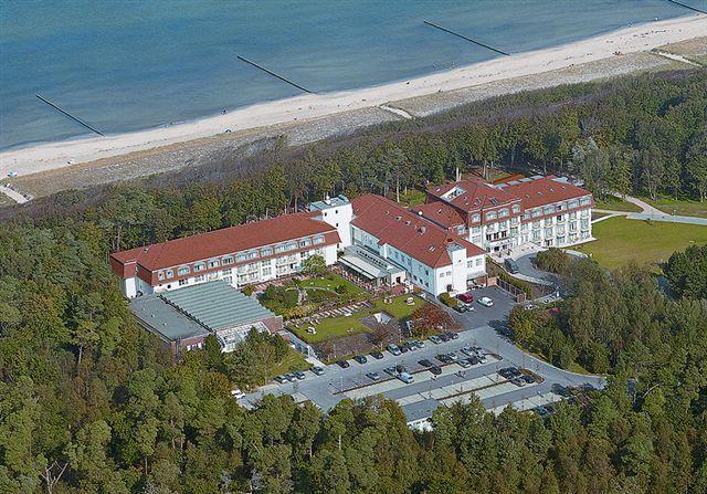 Die Lage des Hotels überzeugt auf ganzer Linie, Bildhinweis: © Wohlfühlhotel in Graal-Müritz / Ostsee;beauty24 GmbH