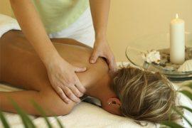 Bei einer Wohlfühlmassage können Sie entspannen, Bildhinweis: © Wohlfühlhotel in Graal-Müritz / Ostsee;beauty24 GmbH
