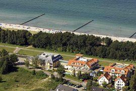 Den Strand erreichen Sie fußläufig in wenigen Minuten, Bildhinweis: © Wohlfühlhotel in Zingst; beauty24 GmbH