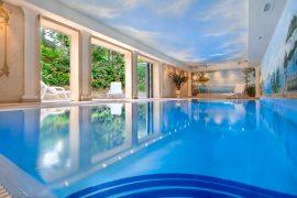Relaxen können Sie im SPA des Hauses. Bildhinweis: © Wellness-Oase in Berlin-Westend; beauty24 GmbH
