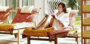 Auch Mama braucht hin und wieder Entspannung pur! Quelle: Wellness in Kiel - beauty24 GmbH