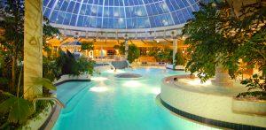 Ein unvergessliches Badeerlebnis erwarten Sie! Quelle: Wellness vor den Toren Frankfurts - beauty24 GmbH