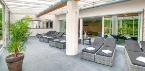 Hier finden Sie viel Ruhe. Quelle: Schlosshotel im Harz - beauty24 GmbH