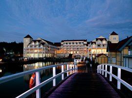 Entspannung bietet das Hotel schon bei der Ankunft; Bildhinweis: © Wohlfühlhotel bei Rheinsberg; beauty24 GmbH