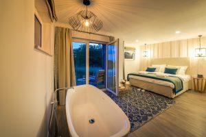 Höchster Komfort und Luxus pur! Quelle: Schwimmende Suiten Usedom - beauty24 GmbH
