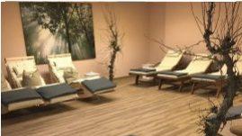 In wundervollem Ambiente lässt es sich herrlich entspannen; Bildhinweis: © Wohlfühlhotel in Recklinghausen; beauty24 GmbH