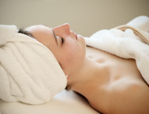 Wie herrlich entspannend! Quelle: Wellness im Ostseebad Hohwacht - beauty24 GmbH