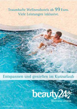 Entspannen und genießen; Bildhinweis: © beauty24 GmbH